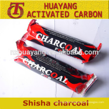 Quick light natural hookah shisha charcoal