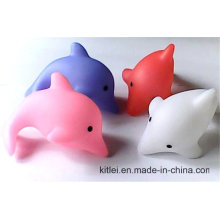 Best Price Blow Colorful Kids Gift Toy Customed PVC Plastic Dolphin
