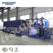 Advanced 15 Ton Brine Refrigeration Block Ice Machine with popular