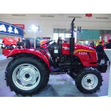 Tractor agrícola de Dongfeng 30HP 4WD Tractor de cuatro ruedas 304