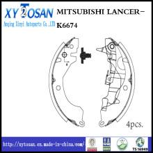 Auto Brake Shoe for Mitsubishi Lancer K6674