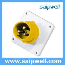 Новый дизайн IP44 до IP67 10A 16A 32A 48A 64A Промышленный разъем, Промышленный разъем и разъем, Промышленный разъем
