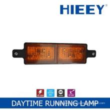 LED daytime running light for truck and trailer LED bull bar lamp waterproof rate IP67