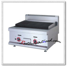 K021 Mostrador de acero inoxidable Lava Rock Commercial Counter Top
