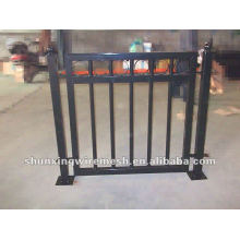 Powder Coated Welded Temporary Swimming Pool Fence
