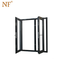 high quality cheap thermal break wrought iron window