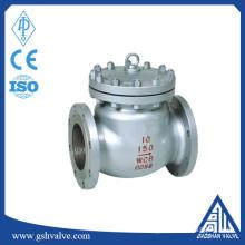 ANSI standard swing check valve 150lb