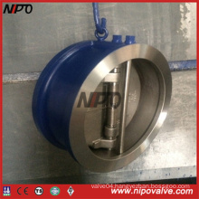 Dual Plate Wafer Type Swing Check Valve