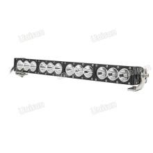 """Barra de luces LED auxiliares todoterreno de 54 """"300 W de alto lúmenes"""