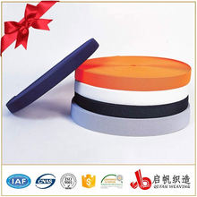 Custom colorful printed knitting elastic bands for underwear