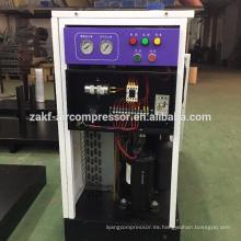 Secadora con congelación al vacío Secadora con aire comprimido ZAKF con refrigeración por aire