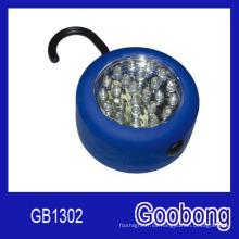 24 LED de Emergencia magnética gancho de luz de trabajo