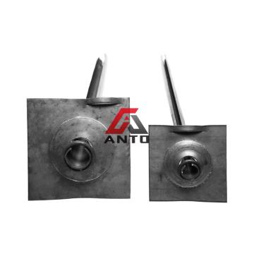 Parafusos de mineração subterrânea divididos para parafusos estabilizadores de 47 mm