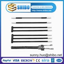 Qualité supérieure de l'élément électrique Sic, élément Sic, appareil de chauffage Sic