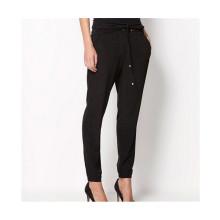 Hot Sale Girl's Chiffon Casual Slim Drawstring Pants (50208-1)