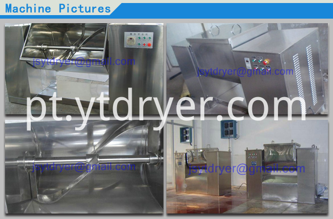 Trough Type Mixer For Medicine Pharmaceuitcal Industry