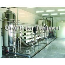 Equipo de tratamiento de agua RO de dos etapas