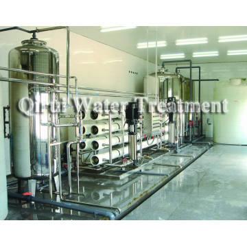 Équipement de traitement de l'eau RO à deux étages