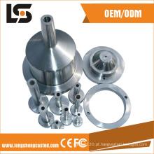 Peças fazendo à máquina do CNC da precisão do OEM com material do aço carbono do metal