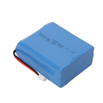 Qualité stable 3150200 11.1V 5000mAh Lipo Battery Pack