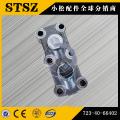 Komatsu escavadeira PC78US-6 turbocharger 6205-81-8250 terno para S4D95 motor Komatsu peças de reposição escavadeira