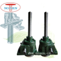 0.5Ton Worm gear machine screw jack for lifting
