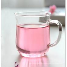 Чашка чая Чашка стеклянного кружка воды (350ml)