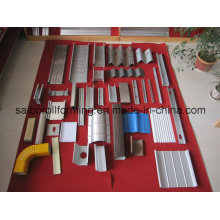 Sample of The Cold Steel Roll Forming Machine