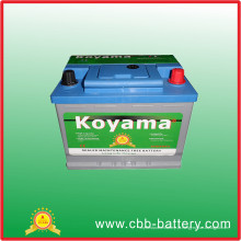 Bateria de carro coreano Design DIN45mf