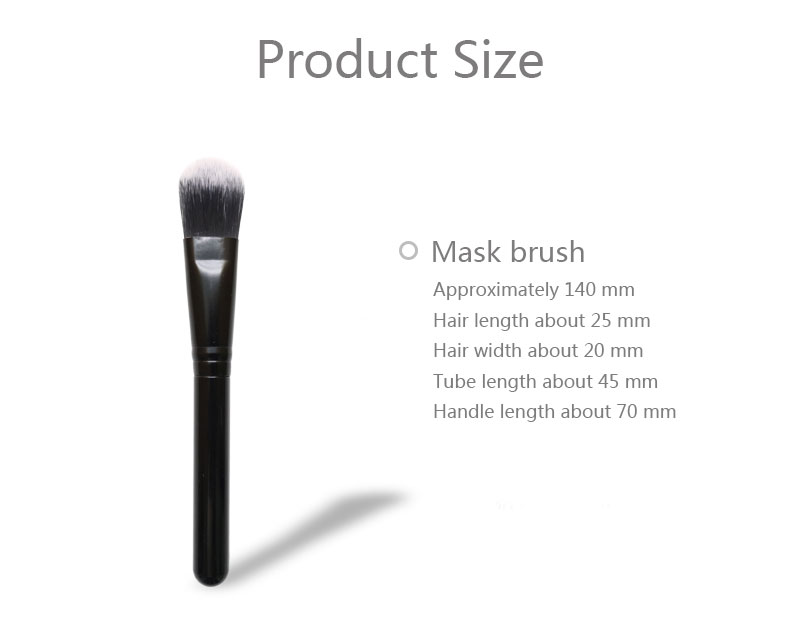 Single Mask Brush 1-7
