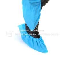 Fußschutz / Schutz PP + CPE Schuhüberzug (Schuhschutz) für medizinische, tägliche und chirurgische Anwendung