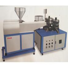 DS2005 plastic cap liner machine for add TPE liner