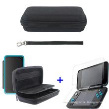 Для Nintendo хромосоме 2ds ЛЛ/ХL игровая приставка путешествия Сумка для хранения нейлон Жесткий Чехол Крышка мешок ручки