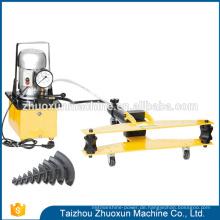 NEUE 4 Rollen hydraulische Flacheisenbiegemaschine Bogenbiegemaschine