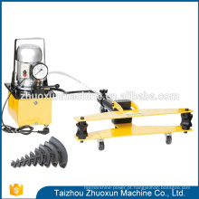 NOVA máquina de dobra do arco da máquina de dobra hidráulica da barra lisa de 4 rolos