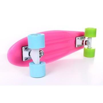 2016 Luminous Fish Style Skateboard (penny skateboard)