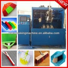 automatic broom manufacturing machine