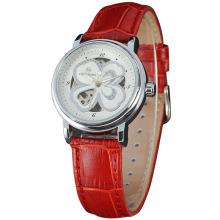 Mineral Glass Wrist Girls Watches Logo personnalisé