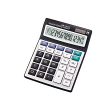 Calculatrice de bureau à 112 marches avec grand écran