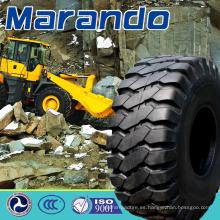 La mejor calidad OTR neumáticos Nylon OTR neumáticos 17.5-25 20.5-25 23.5-25 OTR Fabricación de neumáticos