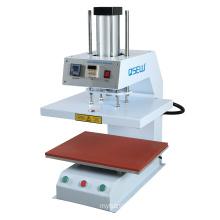 QS-4536 single work table heat press machine T shirt printing machine sublimation heat press machine
