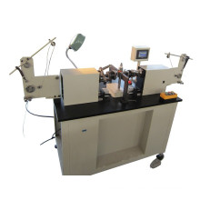 Machine à enrouler des bobines à bobines en cuivre rotatives Double Flyer