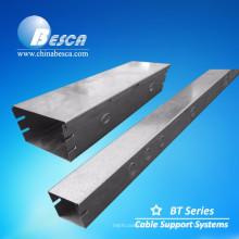Bom Preço Pré-Galvanizado Steel Wireways Factory Elétrica