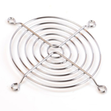7 8 9 11 CM Metal wire protective net Axial fan the cooling fan guard can be used with an oval net cover