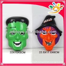 Halloween artificial person/witch mask kids party mask masquerade mask
