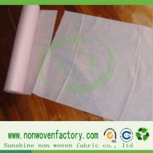 Nonwoven -Spunbond 100% Polypropylen perforiert