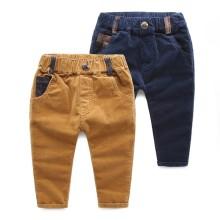 Roupas de criança Frock Design Pants Crianças