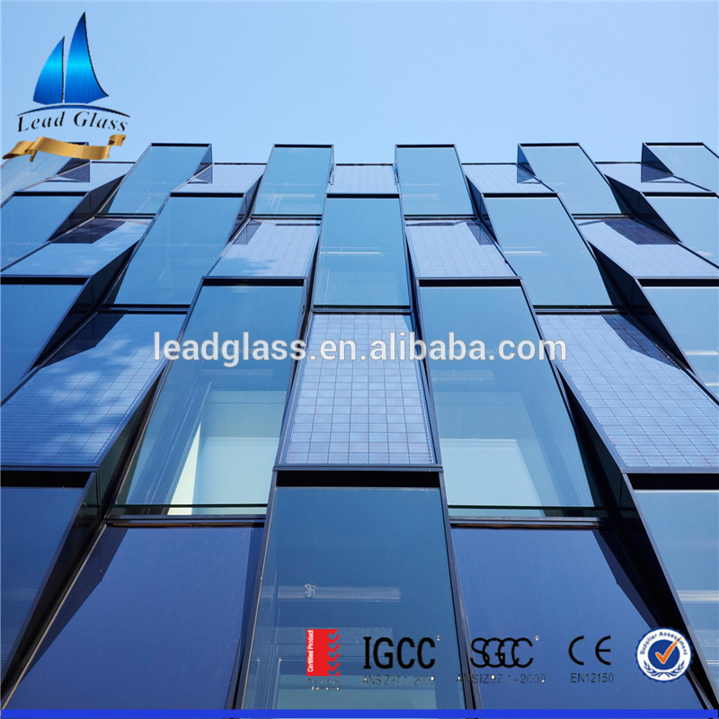 Low E Tempered Double Glazed Building