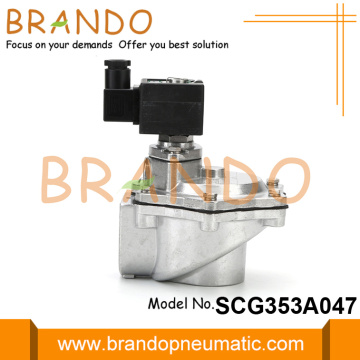 "1.5 ""SCG353A047 ASCO Type Dust Collector Pulse Valve"