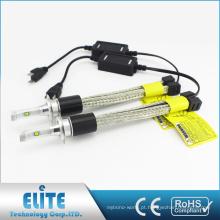 Ultra brilhante 4800 lúmen 40 w 6000 K IP68 fanless MZ chip de carro h7 auto lâmpada led